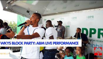 ABM Band Live Performance