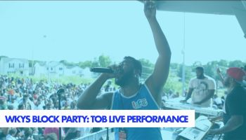 TOB Live at the KYS Block Party