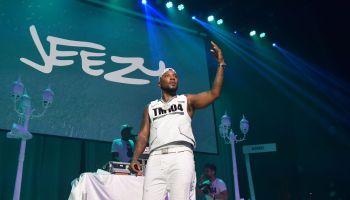 Jeezy TM 104 All White Concert
