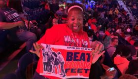 Washington Mystics Fans