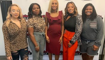 OWN's Love & Marriage Cast Joins The Morning Hustle