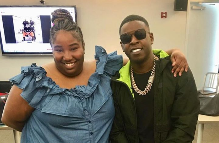 Blac Youngsta Visits 93.9 WKYS
