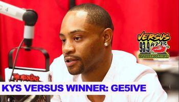 #KYSVersus: @Ge5ive