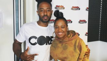 On Air Jordan with Rapsody