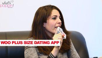 "Mary Elizabeth Talks ""Woo Plus Dating App"""