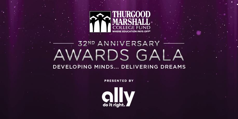 Thurgood Marshall College Fund 32nd Anniversary Awards Gala
