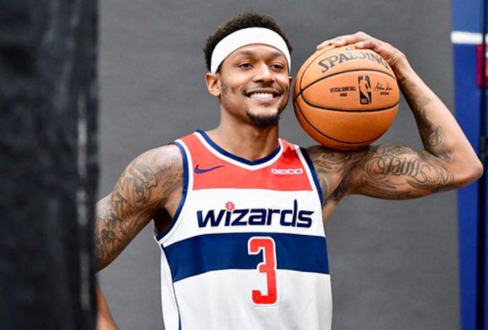 2019 Wizards Media Day