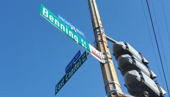 Benning and Washington Streets - DC ONSE