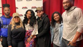 Yandy Smith Joins The Morning Hustle