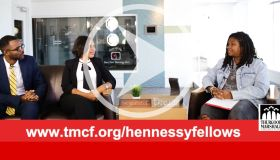 Angie Ange talks about the Thurgood Marshall Hennessy Fellows Program