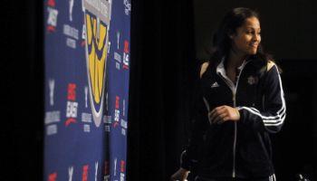 Big East Tournament: USF v. Pitt women's basketball
