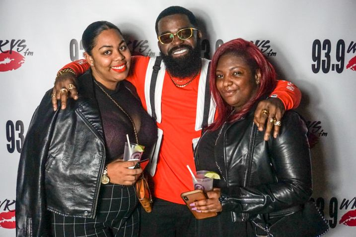 KYS Fest -- Afro B Meet and Greet