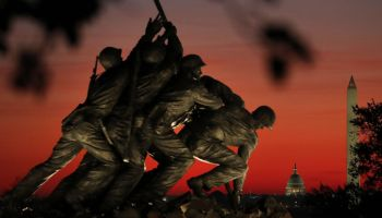 Veterans Day Honored Around The Nation's Capital