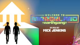 """Earthgang """"Welcome To Mirrorland"""" Tour"""