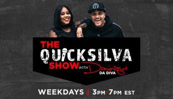 QuickSilva Show With Dominique Da Diva