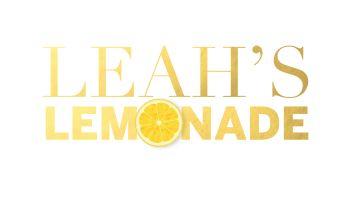 Leah's Lemonade Logo