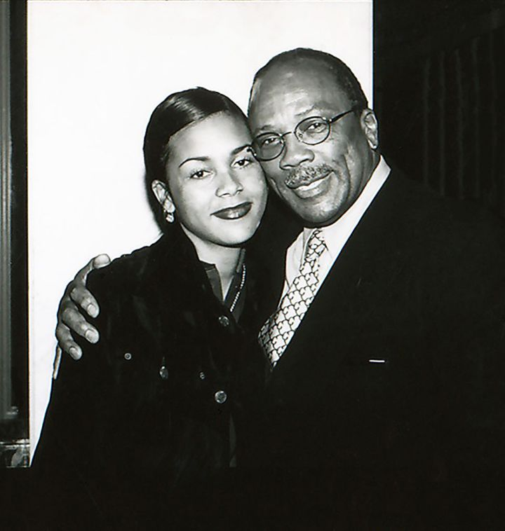 Quincy Jones & Kidada Jones