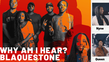 Why Am I Hear - BlaqueStone