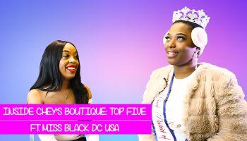 ICB - Ms. Black DC