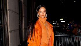 Celebrity Sightings in New York City - February 7, 2020