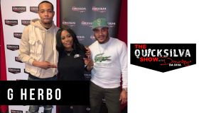 G Herbo x QuickSilva Show With Dominique Da Diva