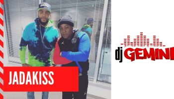JadaKiss With DJ Gemini