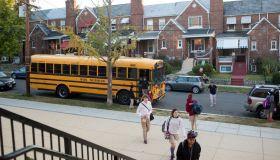 Washington Latin charter school - diversity
