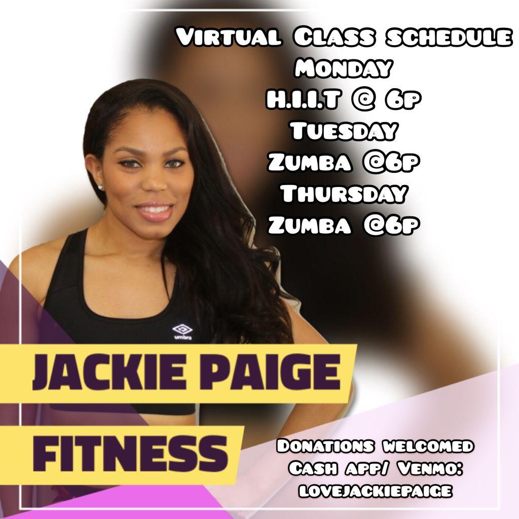 Zumba With Jackie Paige