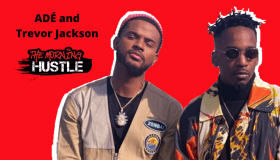 Ade x Trevor Jackson on The Morning Hustle
