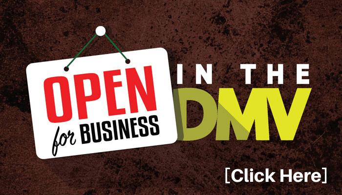 Open In The DMV Click Here