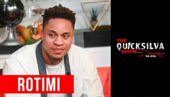 Rotimi Interview With Quick & Diva