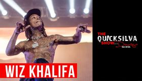 Wiz Khalifa Joins the Quicksilva Show with Dominique Da Diva