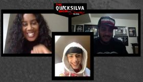 J.i the prince of N.Y. interview with DJ QuickSilva and Dominique Da Diva