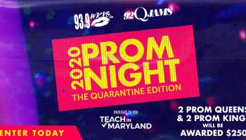 2020 Virtual Prom Night - The Quarantine Edition