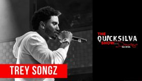 Trey Songz x QuickSilva Show with Dominique Da Diva