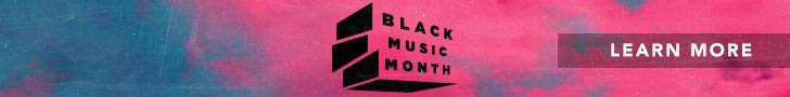 Black Music Month 2020 Graphics