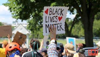 George Floyd D.C. Protest