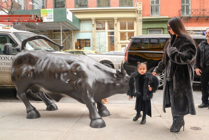 Celebrity Sightings in New York City - February 1, 2017