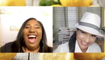 Leah's Lemonade Stand Live X LisaRaye