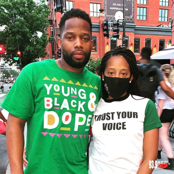 """Young, Black & Dope"" & ""Trust Your Voice"" T-shirts"