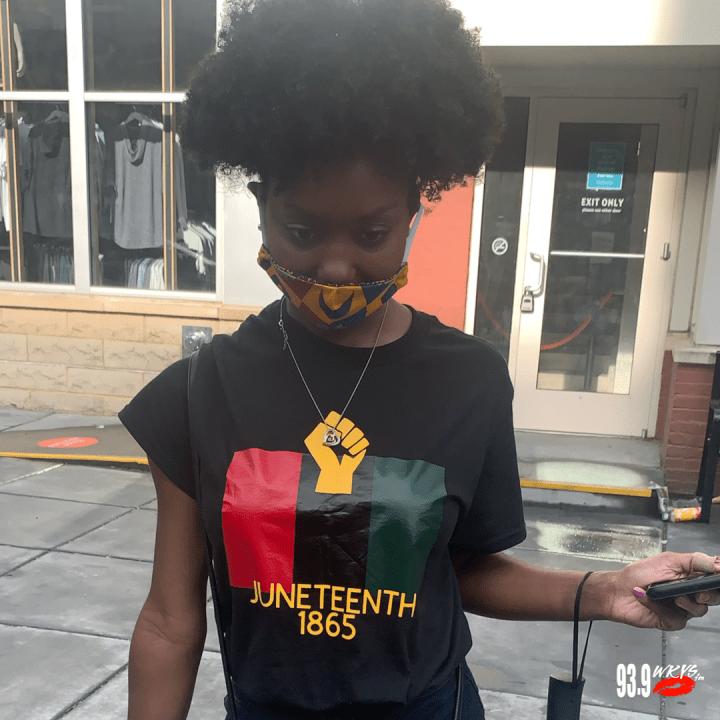 """""""Juneteenth 1865"""" T-Shirt"""