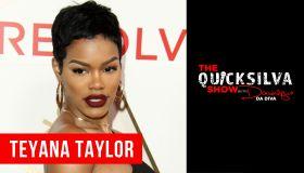 Teyana Taylor x QuickSilva Show With Dominique Da Diva