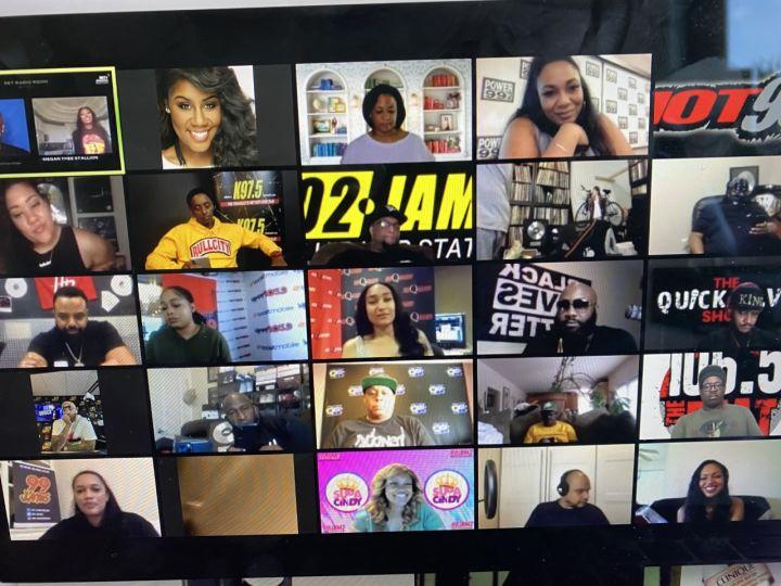 2020 BET Awards Virtual Media Room With DJ QuickSilva and Dominique Da Diva