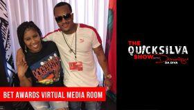 BET Awards Virtual Media Room With DJ QuickSilva and Dominique Da Diva