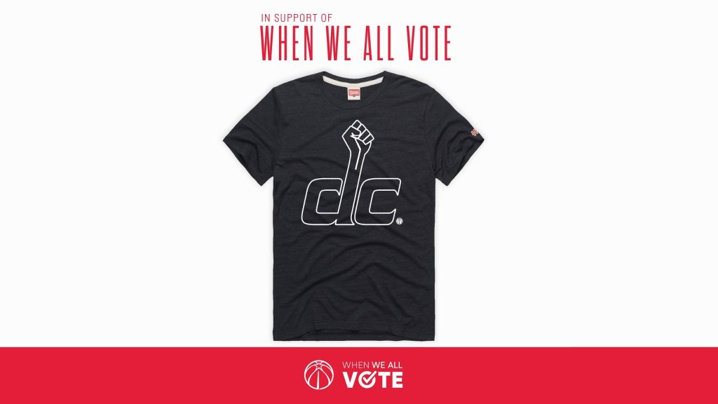 Washington Wizards Social Justice Shirt