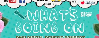 What's Going On DC? DMV Digital Benefit Concert