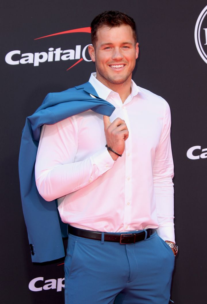 ABC's The Bachelor, Colton Underwood