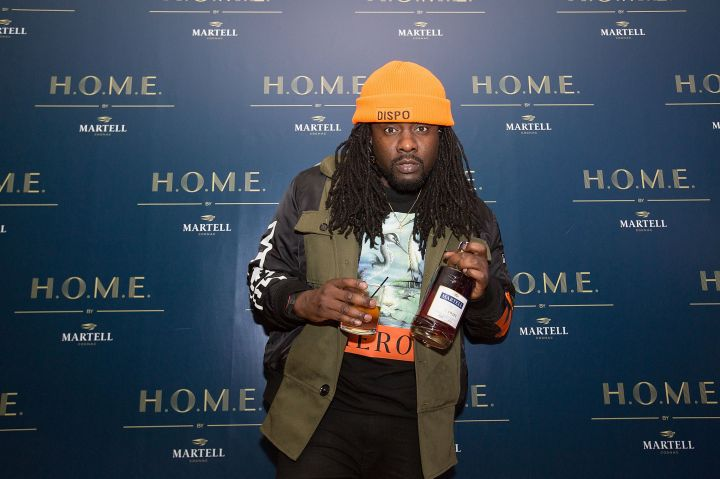 Wale at H.O.M.E by Martell, Chicago