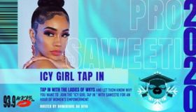 TAP IN with Saweetie Event
