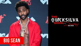 Big Sean x The QuickSilva Show With Dominique Da Diva